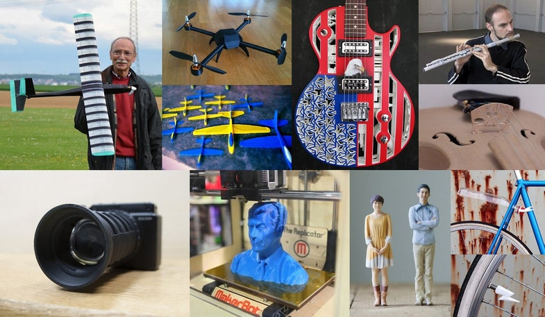 The 10 Coolest Things You Can 3-D Print Right Now