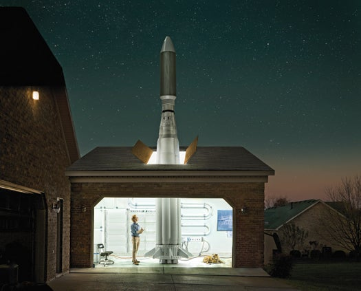Predictions for 2012: Garage Rocketeers Approach Orbit