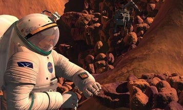 New Poll: Americans Expect A Human Mission To Mars In 20 Years