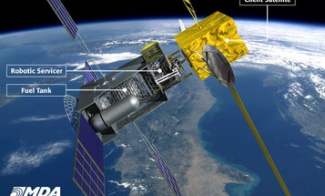 First Space Fueling Station To Launch in 2015, Servicing Geosynchronous Satellites