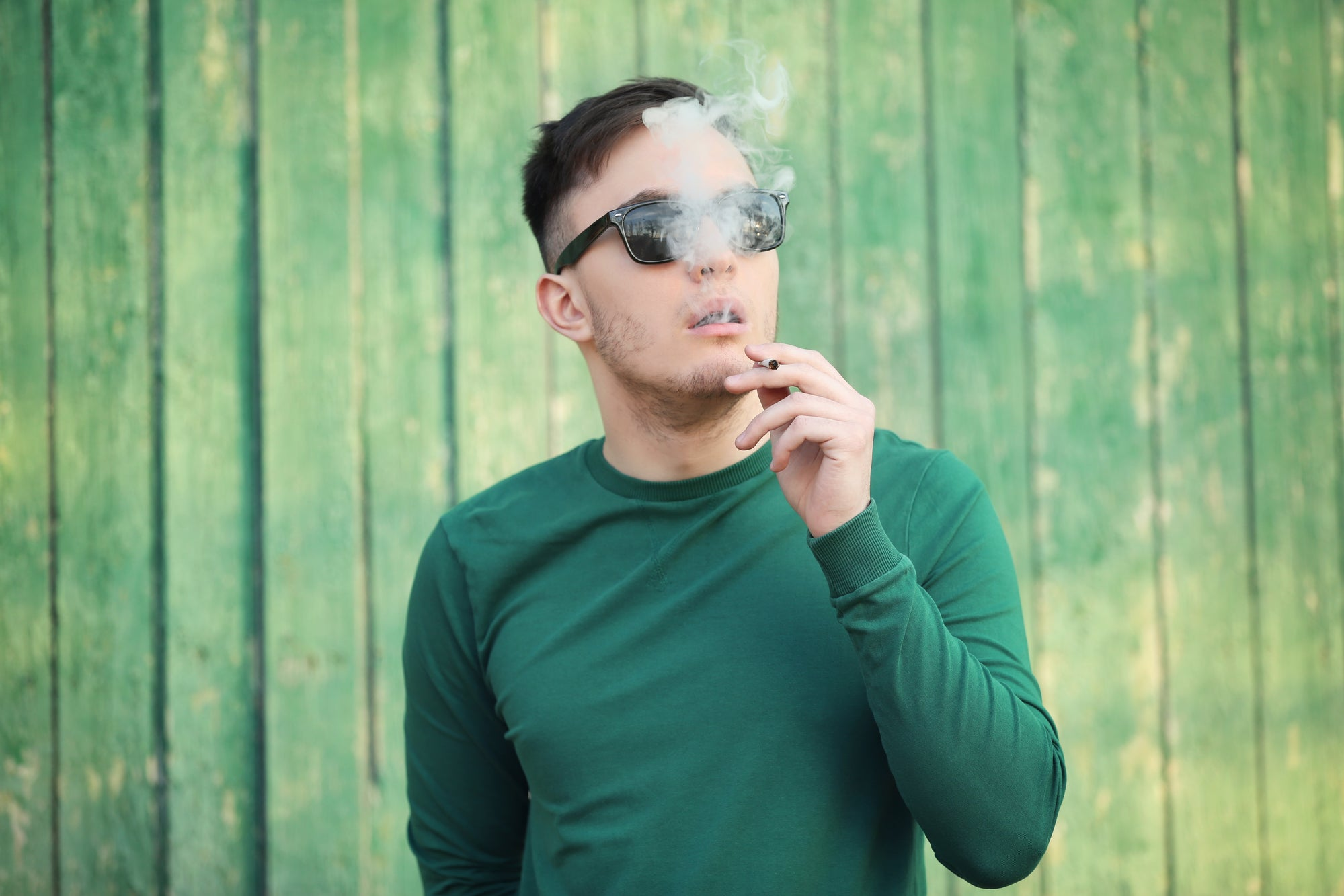 Nobody really knows what smoking pot does to your lungs