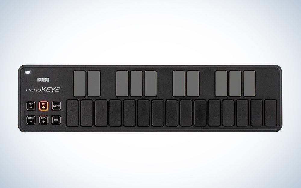 Korg nanoKEY2 Slim-Line USB Keyboard