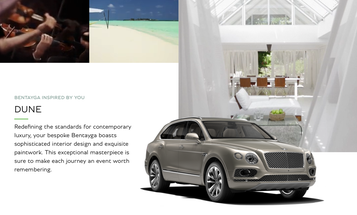 'Inspirator' App Will Recommend You A Bentley Based On Your Face