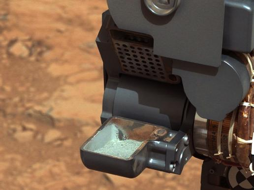 FYI: Now We've Looked Below The Surface, Why Isn't Mars Red On The Inside?
