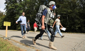 DARPA Tests Exoskeletons On Soldiers