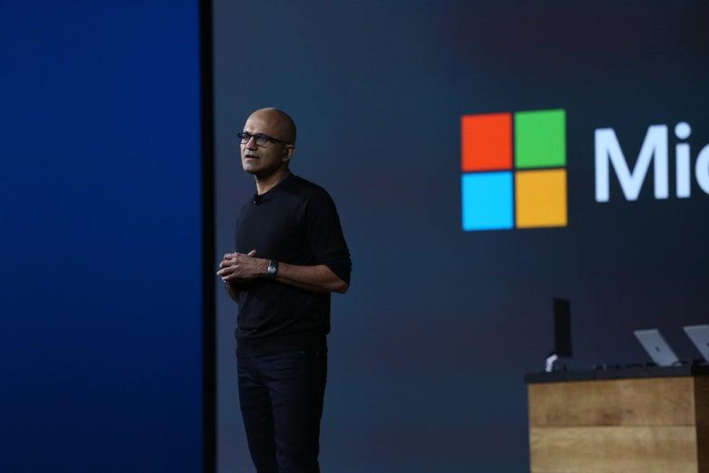 Microsoft Windows 10 Event In Photos