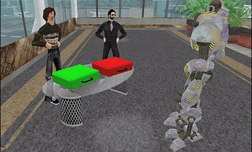 AI in Second Life