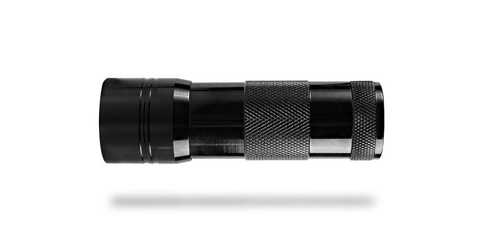 UV Handheld 12 LED Black Light Flashlight