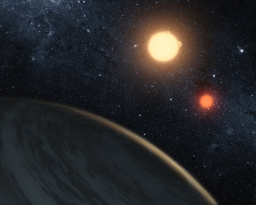 Kepler Spots a Planet Orbiting Two Suns, Just Like Star Wars' Tatooine