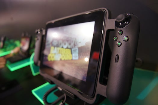CES 2013: Hands On With The Razer Edge Gaming Tablet