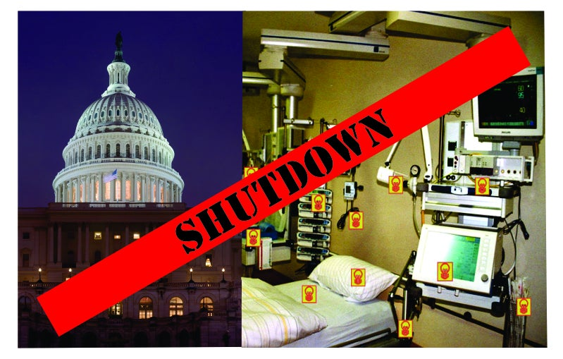 The Parallels Between The Budget Crisis and Healthcare Associated Infections