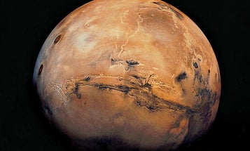 Scientists Strengthen Their Case That A Martian Meteorite Contains Signs Of Life