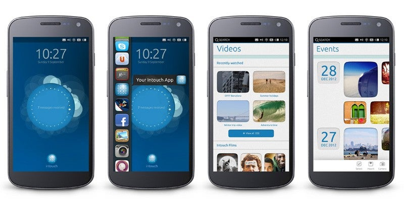 Say Hello To Mobile Ubuntu, Coming To An Android Phone Near You