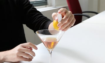 Video: The Stem, A Citrus Spritzer That Stabs Directly Into Fruit