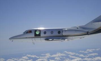 Lockheed Laser Brings Turrets Back To Airplanes