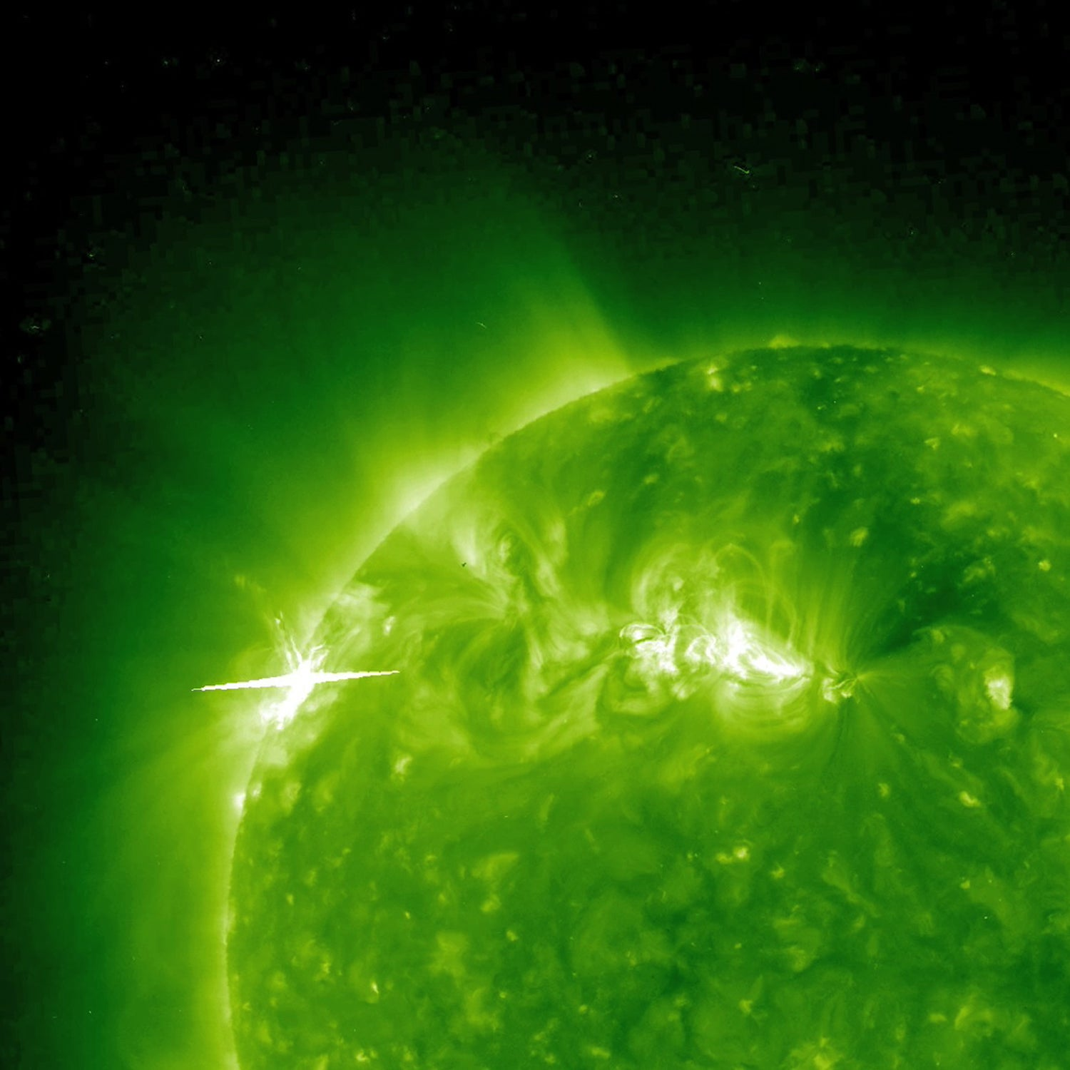 Space Weather Is Worsening; Could Mean Risk for Astronauts and Delay Manned Mars Missions