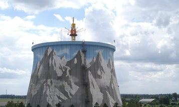 A Nuclear Plant Turned Fun Park And More Amazing Images From This Week
