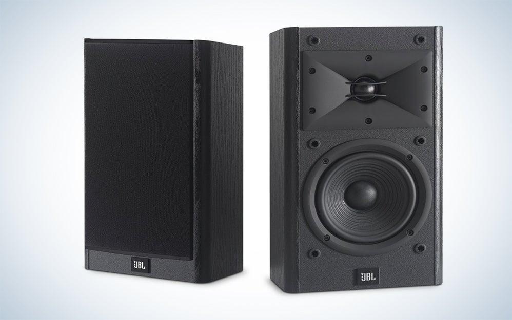 JBL Arena B15 speakers