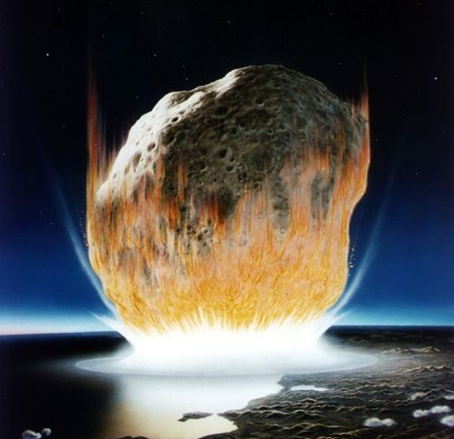 U.S. Scientists Call for the Creation of an International Asteroid Defense Agency