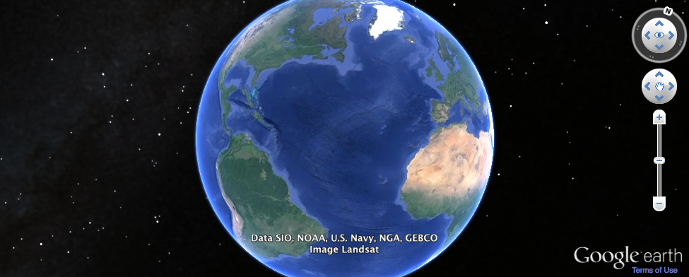 Google Maps Moves The World's Borders Depending On Who's Looking