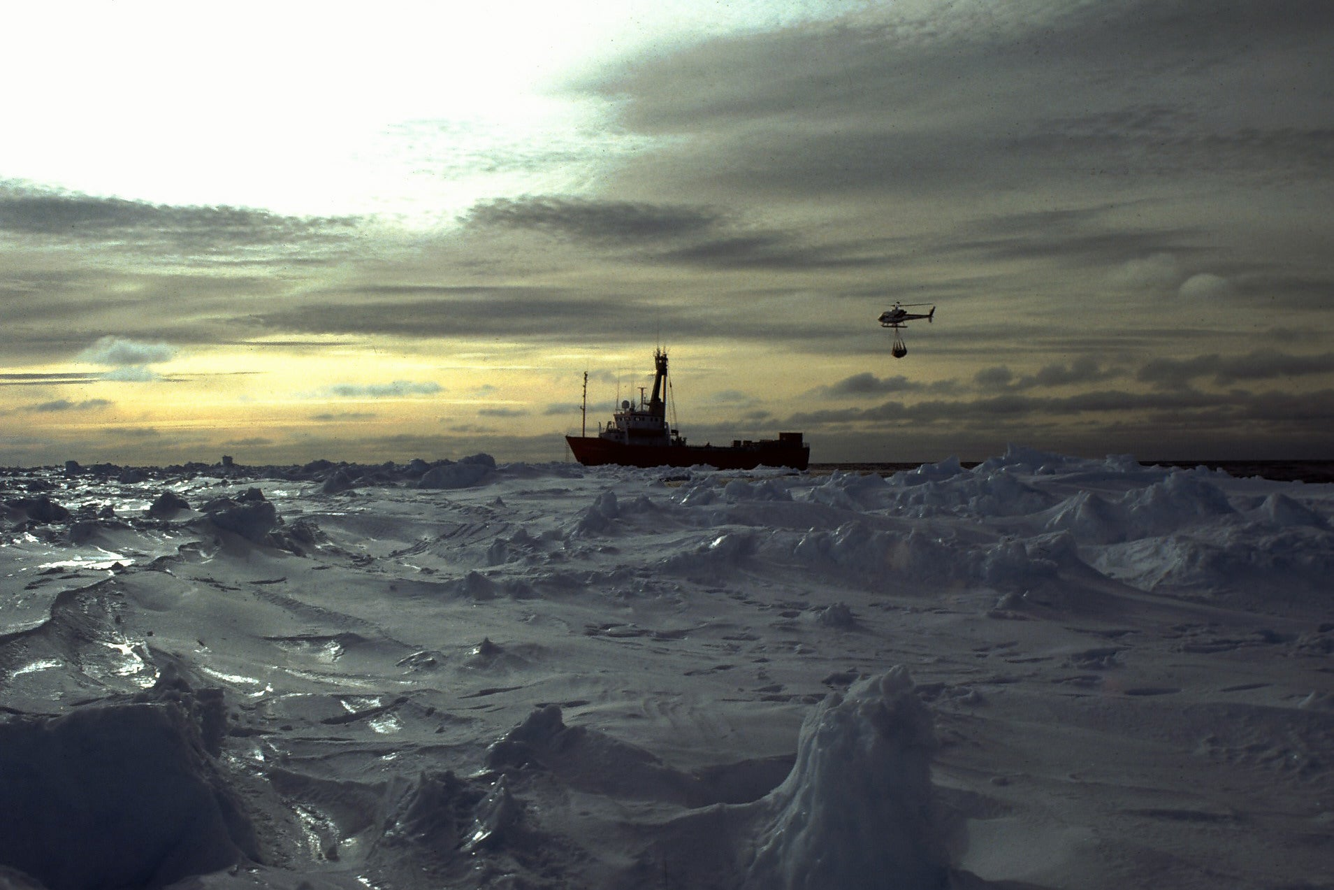 Melting Glaciers Are Increasing Extent Of Sea Ice In Antarctica, Says Counterintuitive Study