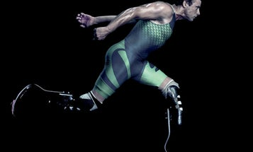 Oscar Pistorius Will Be the First Amputee to Compete in the Olympic Games