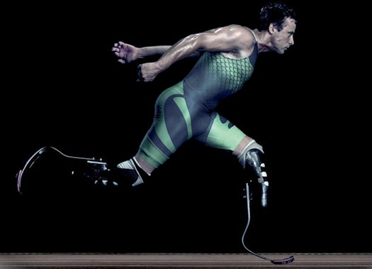 Double-Amputee Sprinter Oscar Pistorius Will Be First Amputee to Compete in the World Championships
