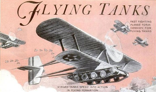 Archive Gallery: PopSci's Favorite Flying Cars