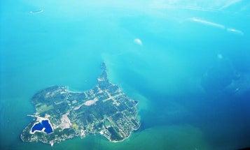NASA Flies Over Lake Erie To Scan For Dangerous Algae Blooms