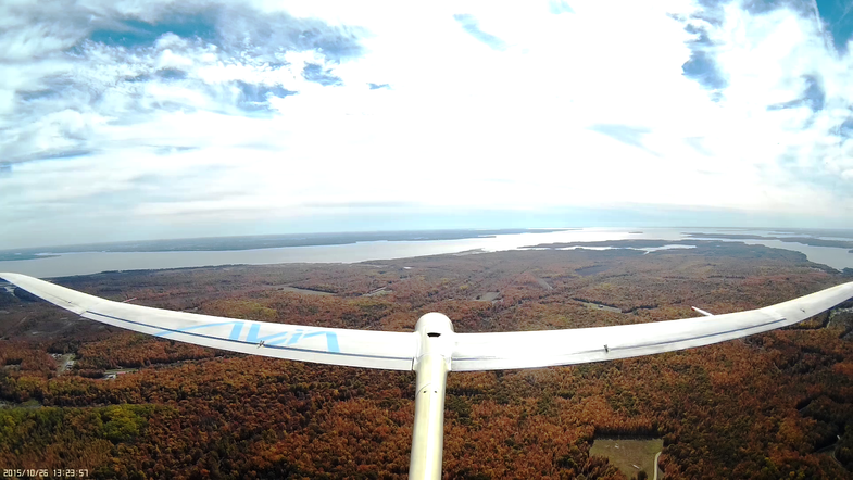 Gliding Algorithm Lets Drones Surf The Winds For Hours