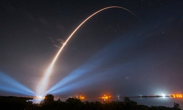 See Beautiful Pictures Of An Atlas V Rocket Launch