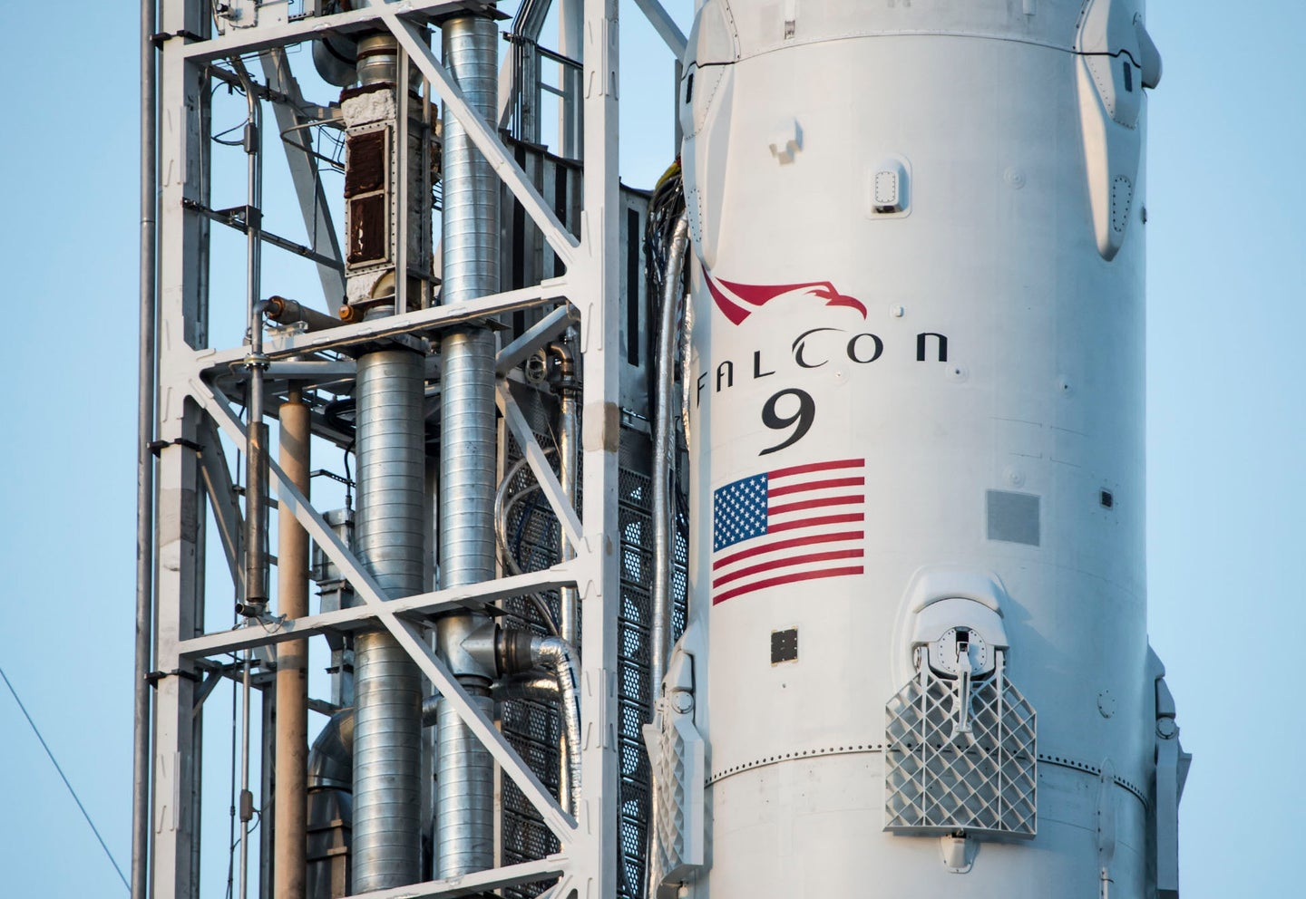 SpaceX Still On Track For Launch Tonight But Won't Attempt Rocket Landing