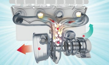 How It Works: Two-In-One Turbocharger