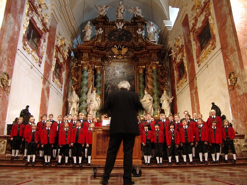 Boys Now Hitting Puberty Earlier, Reshuffling Boys' Choirs