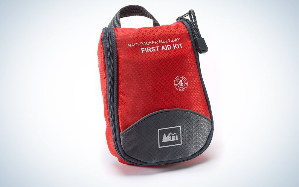 Backpacker Extended First Aid Kit by REI