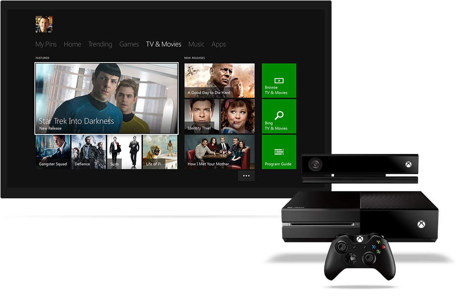 Xbox One Is The First Games Console For People Who Don't Like Games