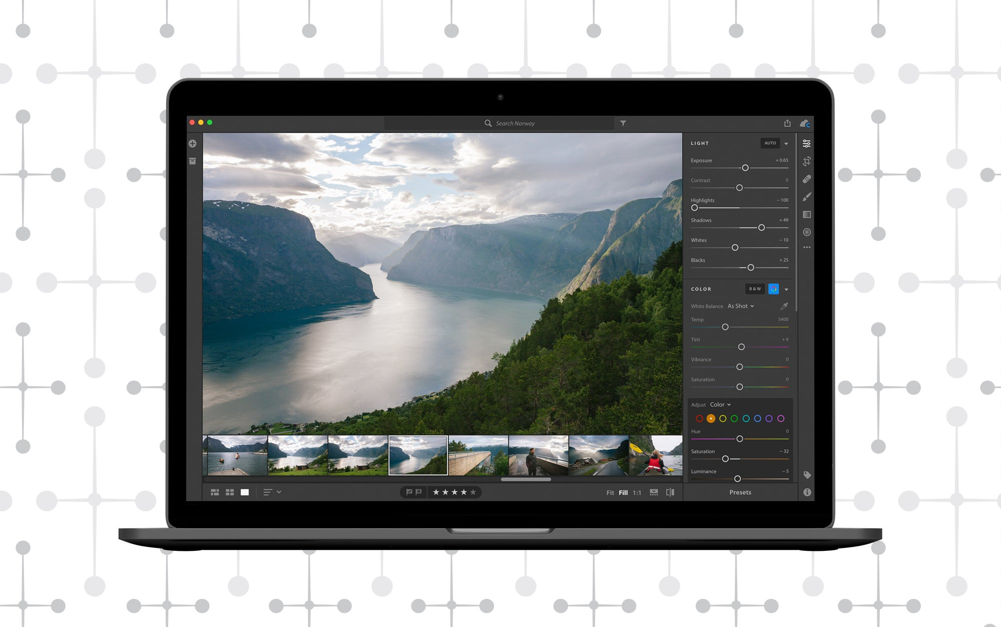 Adobe Creative Cloud Photography plan with 20GB storage | 1 Year Subscription