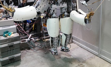 Meet Hydra, The Coolest Robot Not Competing In The DARPA Robotics Challenge