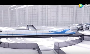 China's looking to one-up Elon Musk's hyperloop