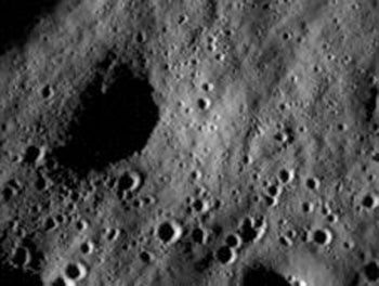 Lunar Reconnaissance Orbiter's High-Speed Data Connection Beams 461 Gigabytes Per Day