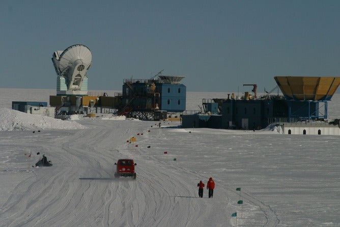Where Gravitational Waves Are Found: Behind The Scenes At BICEP2