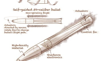 Rough Sketch: Self-Guided Bullet