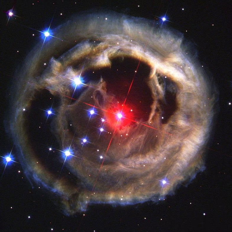 We might get to watch a new star explode into the sky in 2022