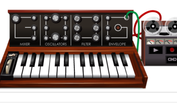 Celebrate Robert Moog's Birthday With a Google Synth