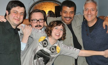 Tonight, We'll Be at Star Talk Live With Neil de Grasse Tyson and Eugene Mirman