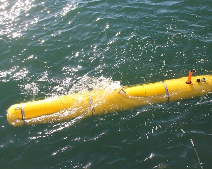 Robot Sub Searching For Malaysian Jet Finds Itself Out Of Its Depth