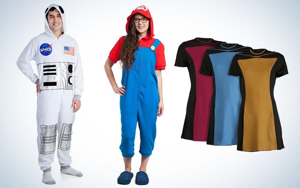 Think Geek Halloween costume sale