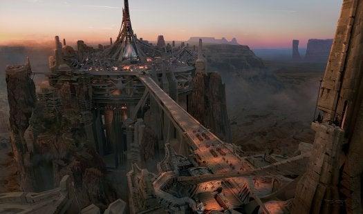 Q&A: Creating the Mars of John Carter