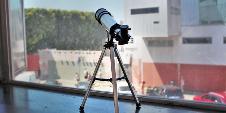Outdoor Monocular Telescope + Tripod