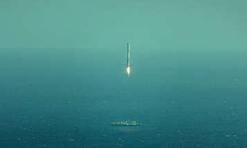 Video Shows Just How Close SpaceX Came To Landing Its Rocket
